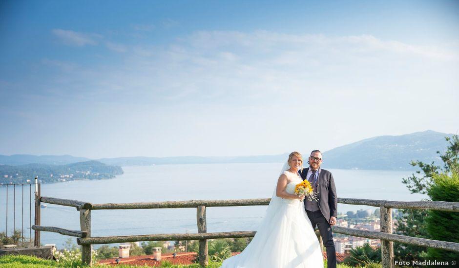 Il matrimonio di Stefano e Astrid a Verbania, Verbania