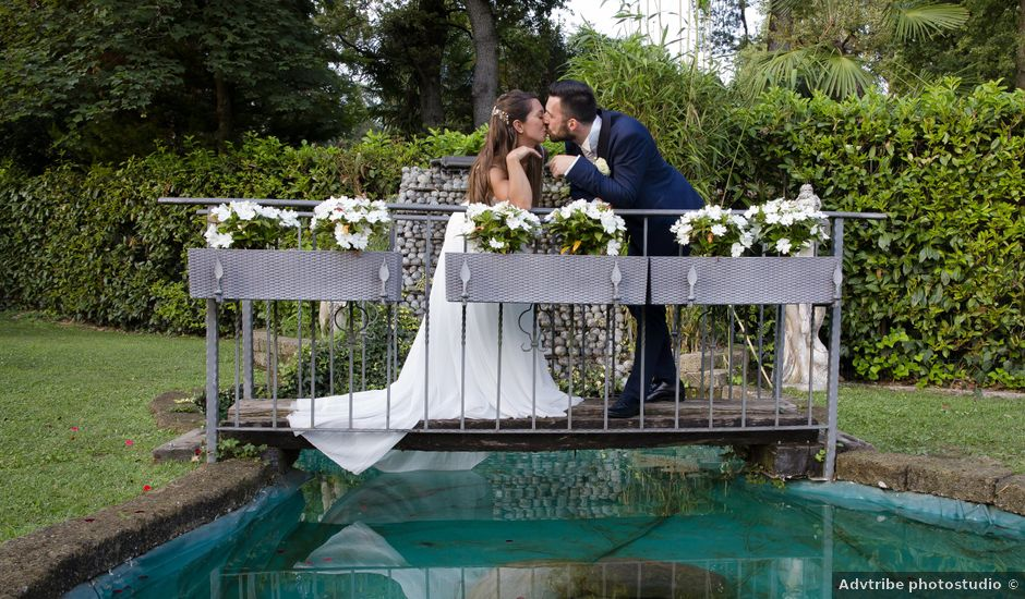 Il matrimonio di Alberto e Chiara a Cogliate, Monza e Brianza
