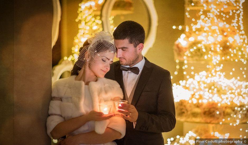 Il matrimonio di Marco e Lorena a Lucera, Foggia