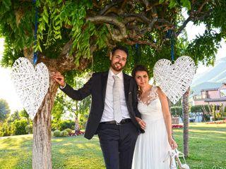 Le nozze di Stefania e Pierangelo