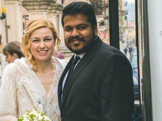 Le nozze di Stefania e Naren 2