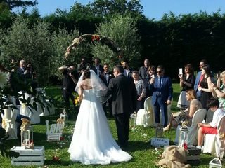 Le nozze di Michela e Raimondo 1