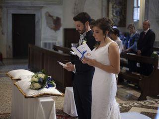Le nozze di Gabriella e Gabriele