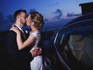 Le nozze di Mauro e Laura