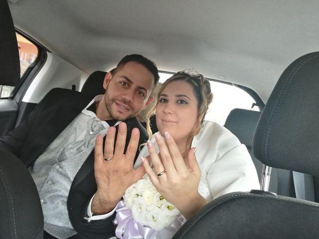 le nozze di Giusy e Gaetano