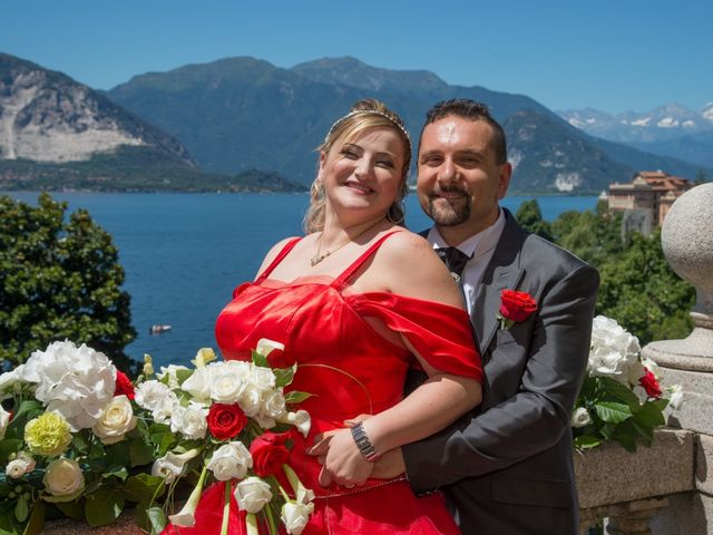 Il matrimonio di Maurizio e Sara a Belgirate, Verbania 8