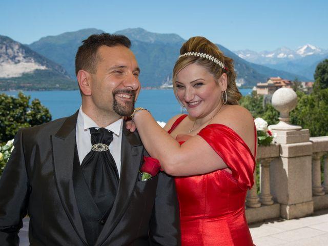 Il matrimonio di Maurizio e Sara a Belgirate, Verbania 9