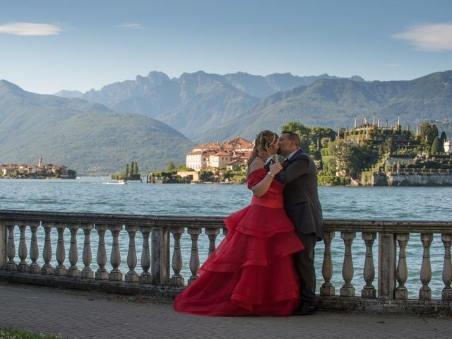 Il matrimonio di Maurizio e Sara a Belgirate, Verbania 19