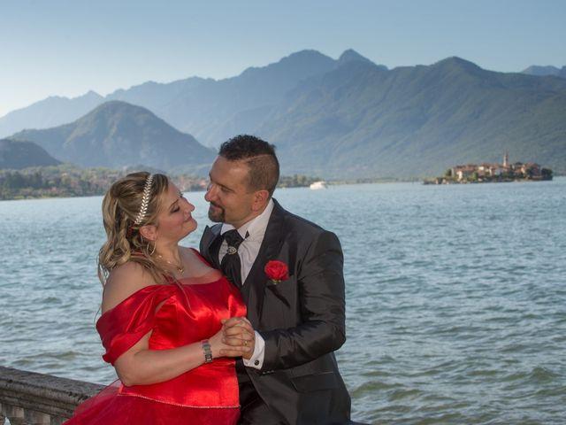 Il matrimonio di Maurizio e Sara a Belgirate, Verbania 20