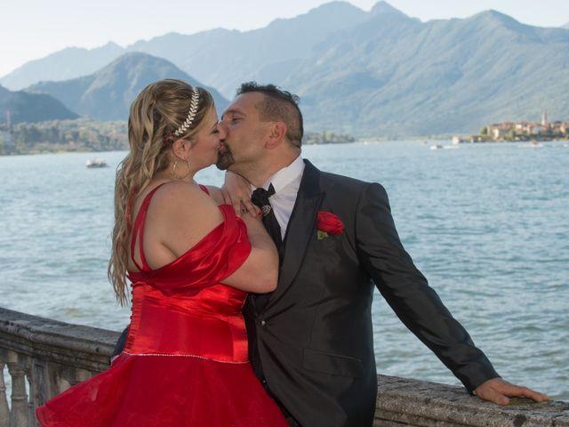 Il matrimonio di Maurizio e Sara a Belgirate, Verbania 23