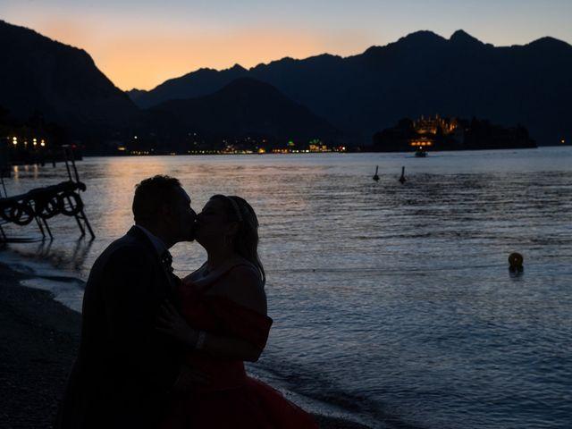 Il matrimonio di Maurizio e Sara a Belgirate, Verbania 27