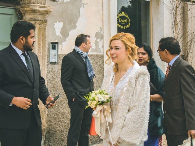 Il matrimonio di Naren e Stefania a Verona, Verona 7