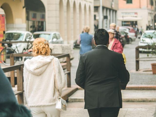 Il matrimonio di Naren e Stefania a Verona, Verona 8