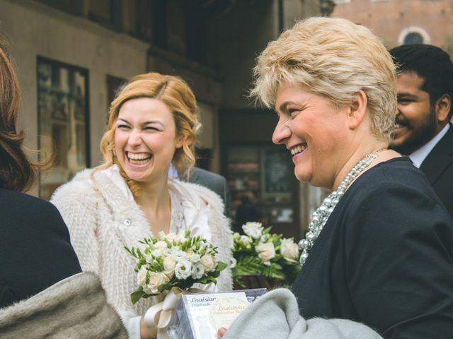 Il matrimonio di Naren e Stefania a Verona, Verona 11