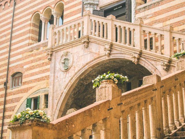 Il matrimonio di Naren e Stefania a Verona, Verona 13