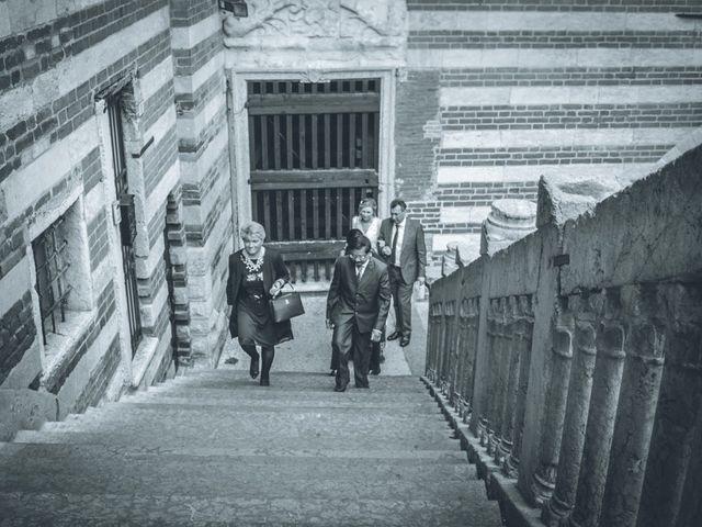 Il matrimonio di Naren e Stefania a Verona, Verona 17
