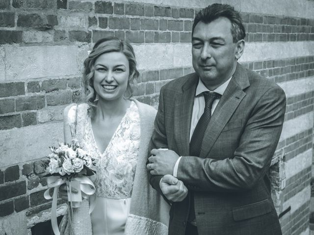 Il matrimonio di Naren e Stefania a Verona, Verona 18