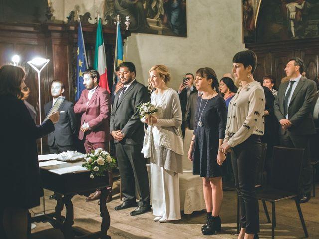 Il matrimonio di Naren e Stefania a Verona, Verona 19