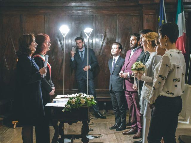 Il matrimonio di Naren e Stefania a Verona, Verona 21
