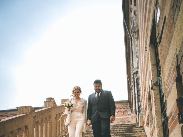 Il matrimonio di Naren e Stefania a Verona, Verona 30