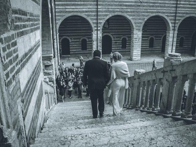 Il matrimonio di Naren e Stefania a Verona, Verona 31