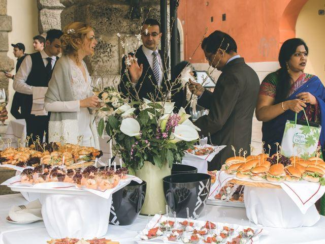 Il matrimonio di Naren e Stefania a Verona, Verona 39