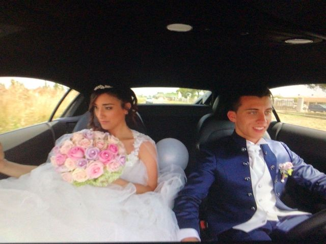 Il matrimonio di Miriana e Ruben a Castro, Lecce 1