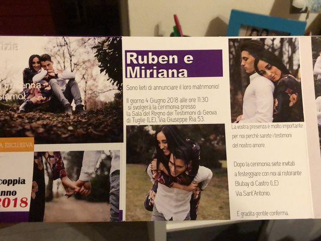 Il matrimonio di Miriana e Ruben a Castro, Lecce 22