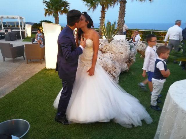 Il matrimonio di Miriana e Ruben a Castro, Lecce 24