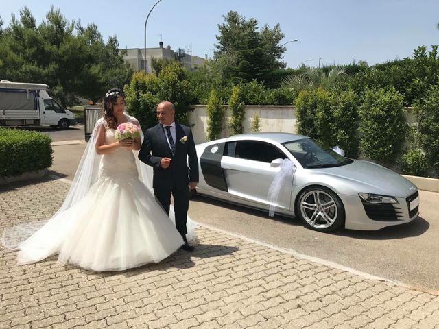 Il matrimonio di Miriana e Ruben a Castro, Lecce 26