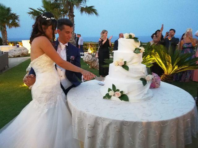 Il matrimonio di Miriana e Ruben a Castro, Lecce 27