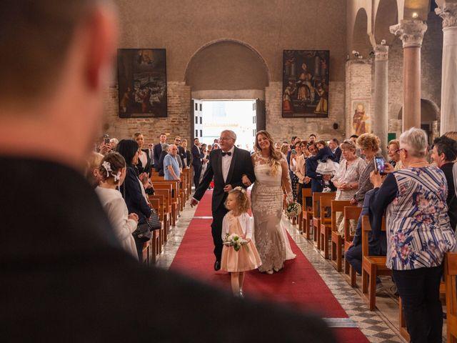 Il matrimonio di Enrico e Estillia a Grado, Gorizia 19