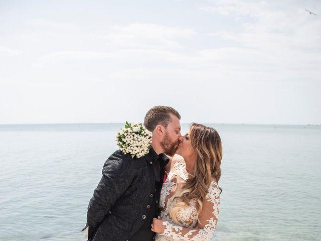 Il matrimonio di Enrico e Estillia a Grado, Gorizia 36