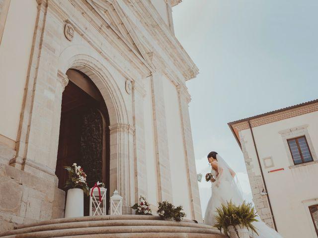 Il matrimonio di Corrado e Alessandra a Potenza, Potenza 28