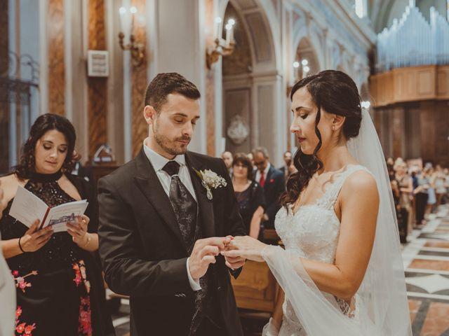 Il matrimonio di Corrado e Alessandra a Potenza, Potenza 31