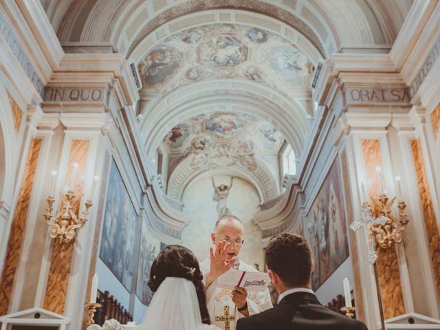 Il matrimonio di Corrado e Alessandra a Potenza, Potenza 33