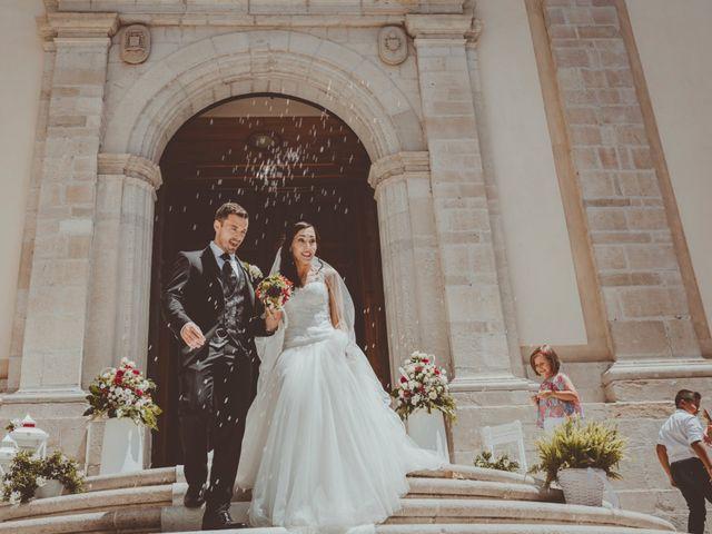 Il matrimonio di Corrado e Alessandra a Potenza, Potenza 34