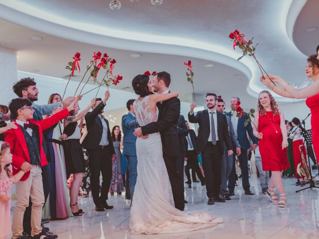 Il matrimonio di Corrado e Alessandra a Potenza, Potenza 40