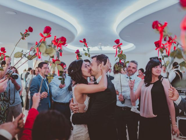 Il matrimonio di Corrado e Alessandra a Potenza, Potenza 43