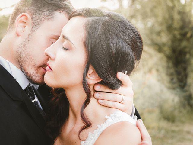Le nozze di Alessandra e Corrado