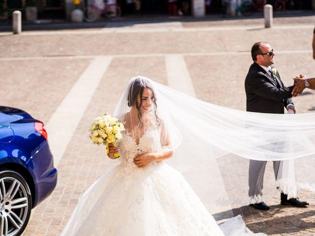 Il matrimonio di Pietro e Lucia a Torrazza Coste, Pavia 21