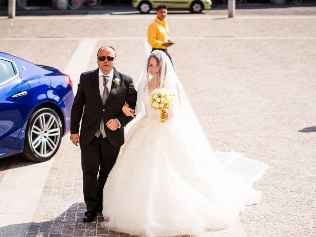 Il matrimonio di Pietro e Lucia a Torrazza Coste, Pavia 22