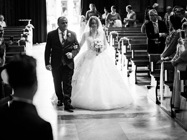 Il matrimonio di Pietro e Lucia a Torrazza Coste, Pavia 25