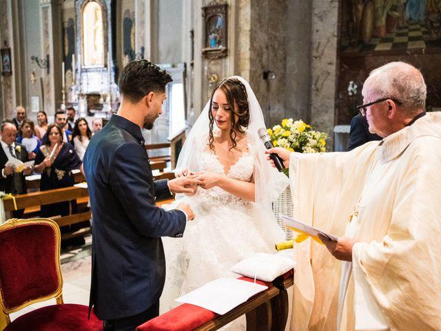 Il matrimonio di Pietro e Lucia a Torrazza Coste, Pavia 26
