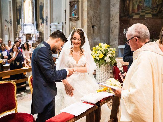 Il matrimonio di Pietro e Lucia a Torrazza Coste, Pavia 28
