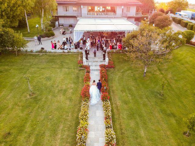 Il matrimonio di Pietro e Lucia a Torrazza Coste, Pavia 31