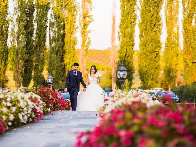 Il matrimonio di Pietro e Lucia a Torrazza Coste, Pavia 36