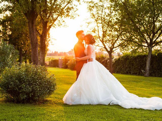 Il matrimonio di Pietro e Lucia a Torrazza Coste, Pavia 38
