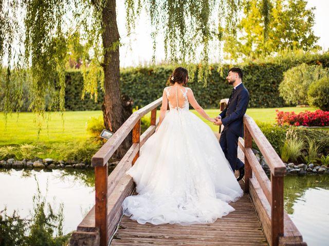 Il matrimonio di Pietro e Lucia a Torrazza Coste, Pavia 40