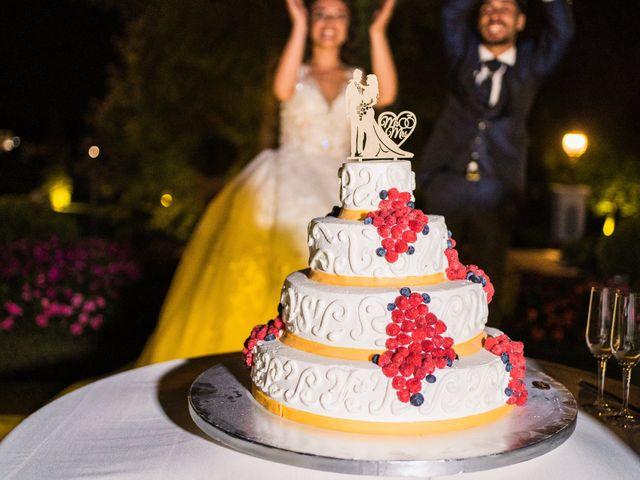 Il matrimonio di Pietro e Lucia a Torrazza Coste, Pavia 48